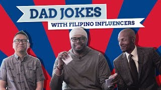 Learn Funny Dad Jokes With The NBA Legends!