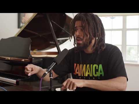 J Cole x Angie Martinez Interview Summarised in Boom:boom:boom