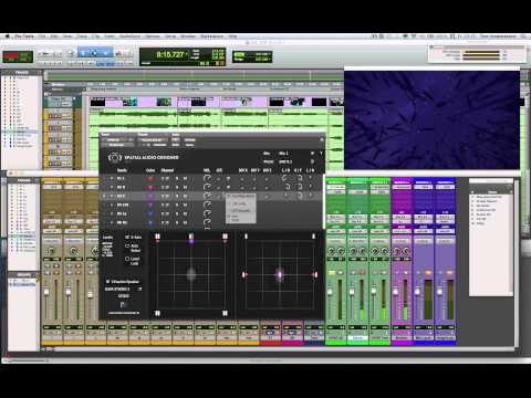 T2 EN Spatial Audio Designer - Parameter explanation (English)