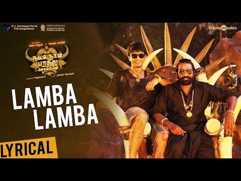 Oru Nalla Naal Paathu Solren | Lamba Lamba Song | 4K | Vijay Sethupathi | Justin Prabhakaran