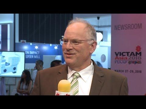 Dr  Bernhard Eckel about their innovation Anta Ox Aqua
