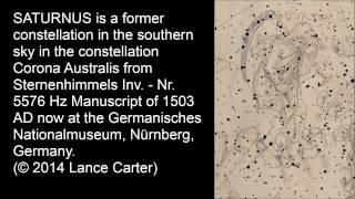 SATURNUS = Corona Australis v2