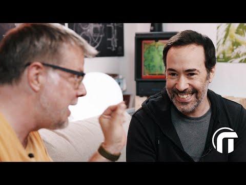 Le Yoda du podcast audio, interview Patrick Beja