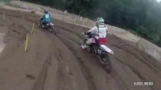 HMX GoPro | Marissa Polencheck - Millville Donny Schmit Memorial (Women's - Moto 2) || HardlineMX