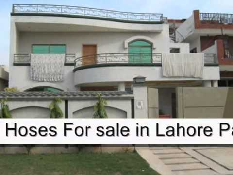 Houses in lahore youtube for Home garden design in pakistan