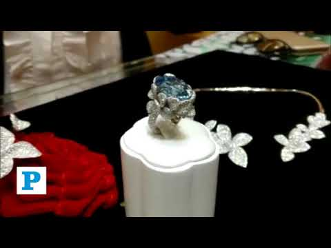 Doha Jewellery And Watches Exhibition 2018 At DECC