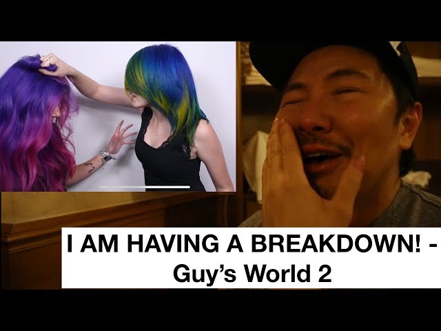 I AM HAVNG A BREAKDOWN! - Guy's World 2