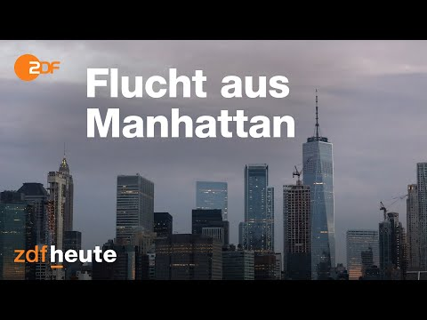 New York: Deswegen verlassen so viele Menschen NYC