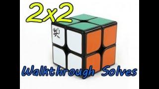 2x2 walkthrough solves ortega varasano method
