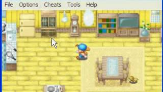 Repeat youtube video Harvest Moon Friends Of Mineral Town Cheats