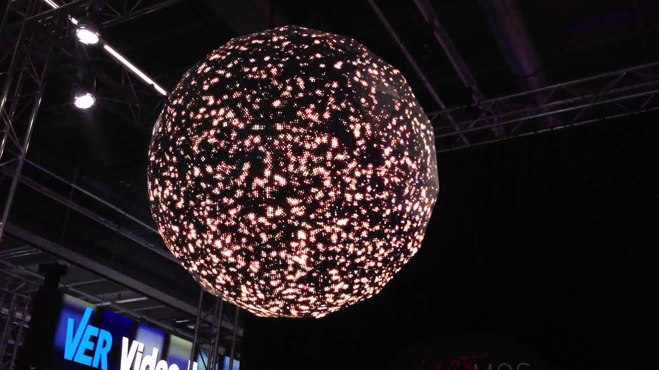 Led disco ball pro light sound wall display youtube led disco ball pro light sound wall display mozeypictures Gallery