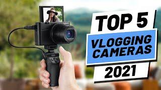 Top 5 BEST Vlogging Camera (2021)