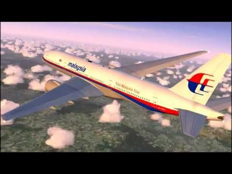 Pray for Malaysia Airlines Mh370 [FSX HD]