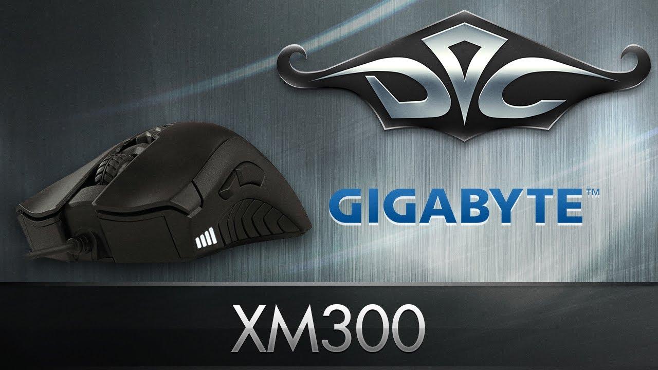 GIGABYTE XM300. Копия Дашки ;)