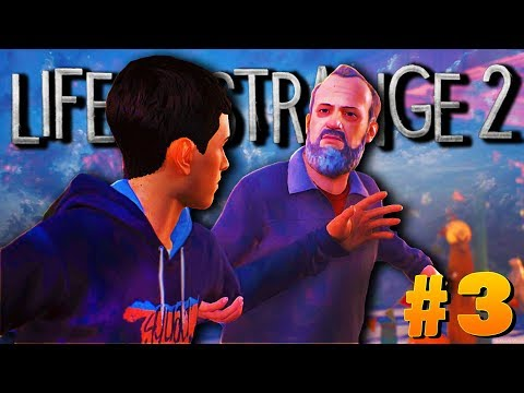 THIS OLD HILLBILLY REALLY WANNA FIGHT  | Life Is Strange 2 #3 thumbnail