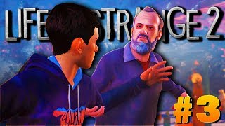 THIS OLD HILLBILLY REALLY WANNA FIGHT  | Life Is Strange 2 #3
