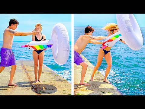15 Funny Summer Pranks! Prank Wars