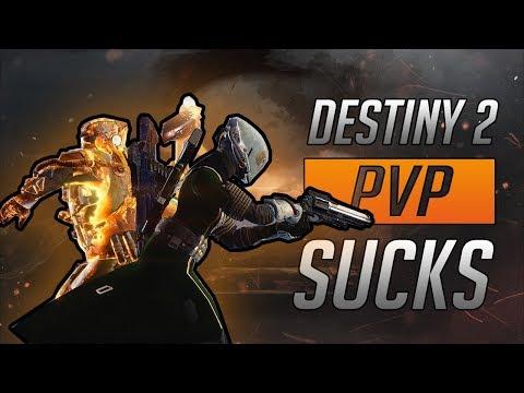 destiny 2 horrible matchmaking