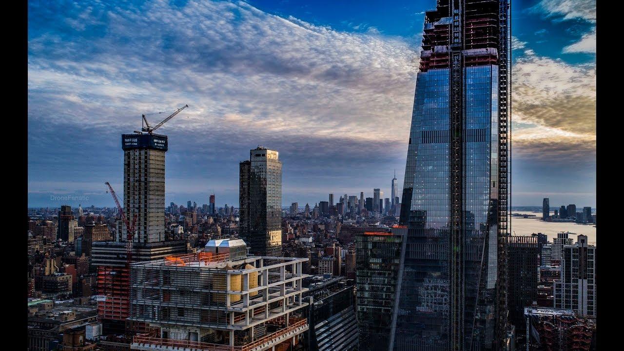 NYC 4k - Hudson Yards - YouTube 36584ea66982