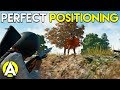 PERFECT POSITIONING - PLAYERUNKNOWN'S BATTLEGROUNDS Duo Gameplay (Stream Highlights)