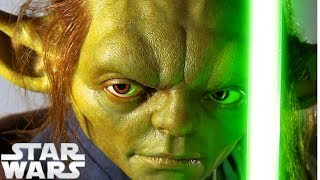 """YODA׃ A Star Wars Story 2018 Movie Teaser Trailer """" Mistakes of the Past"""" FanMade"""