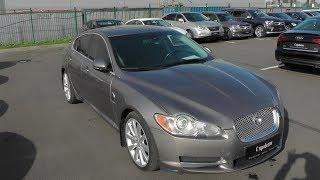 Выбираем б\у авто Jaguar XF (бюджет 800-900тр)