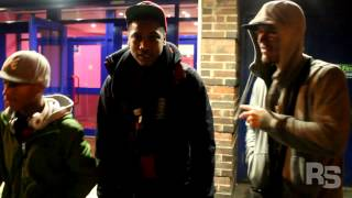 London Diary 13/11/2012 Kyze freestyle at Camden Town