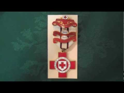 Nurse Medal - Virtual Artefacts