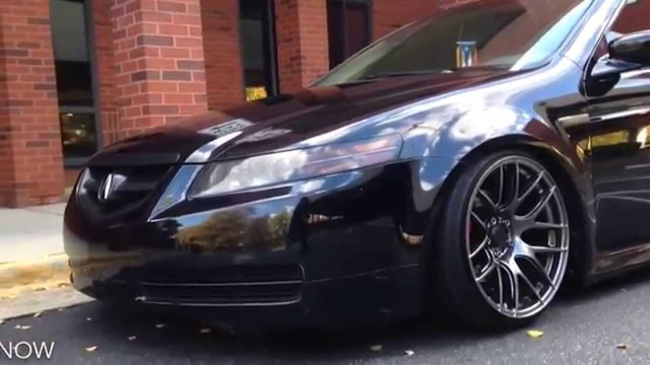 04 Acura TL transformation - YouTube