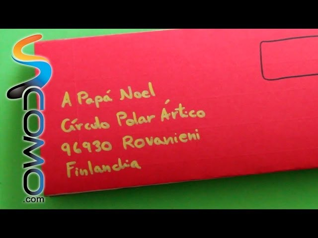 Escribir la carta a Papá-Noel Videos De Viajes