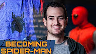 Becoming Spider-Man & Living a Dream! (#SpiderManDIY) - Продолжительность: 5 минут 9 секунд