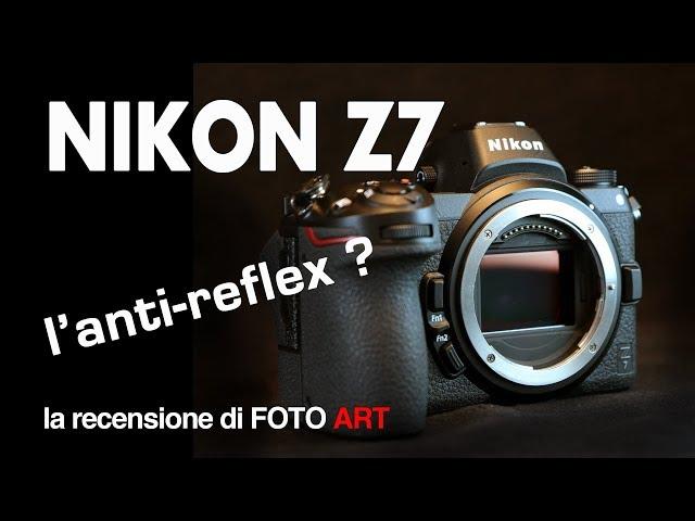 Nikon Z7 la recensione completa della mirrorless più attesa