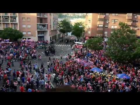 Incidentes previa Atleti - Real Madrid @Foro_MDM