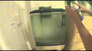 How To Setup A Freshwater Aquarium ( 20 Gallon High)