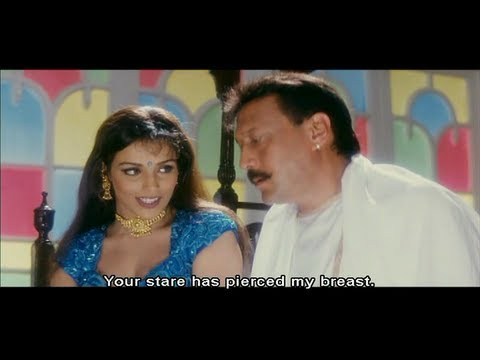 Shweta Menon Seduces Jackie Shroff (Bandhan) Travel Video