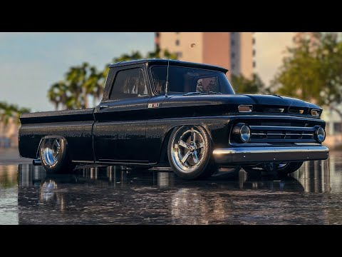 NFS Heat - LT1 Swapped Chevrolet C10 (Customization And Gameplay)