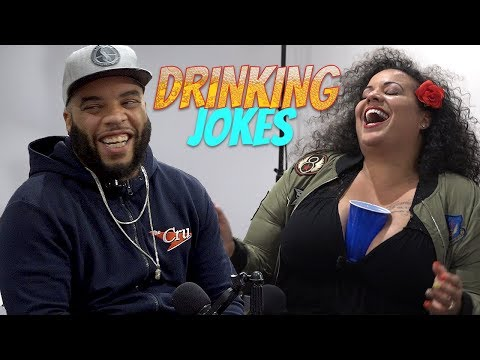 Download Youtube: You Laugh, You Lose | Kanisha vs. Reedo (Drinking Jokes)