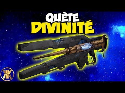 DESTINY 2 : Comment Obtenir Le DIVINITÉ - Quête Exotique