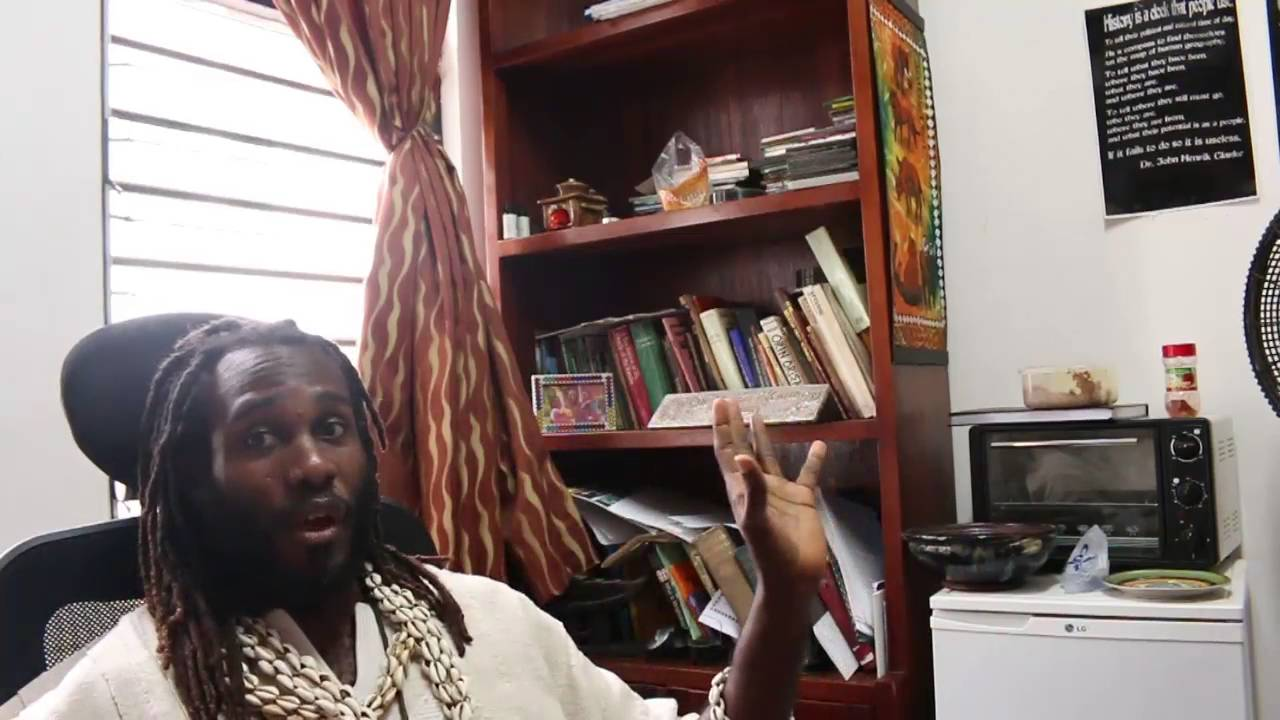 Dr. Ọbádélé Kambon Interview: Aspects of Afrikan History