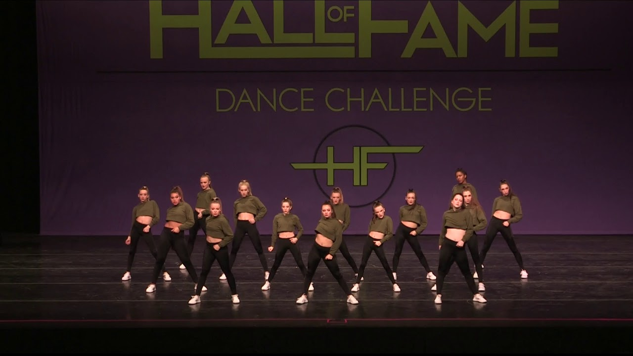 Teen Hip Hop Large Group // Plain Jane - Premier Dance Company