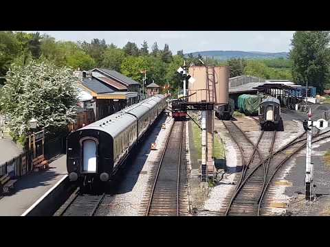 South Devon Railway 19th May 2018