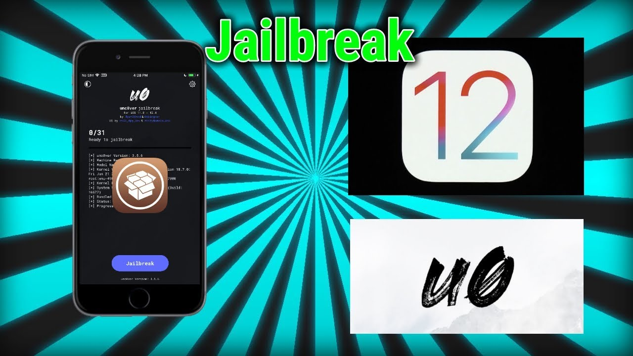 Jailbreak iOS 12 4! | No PC Required
