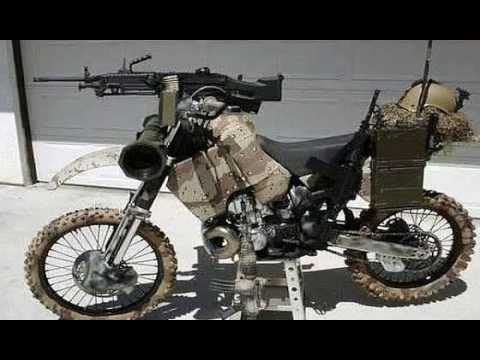 motos de combate motos de guerra youtube. Black Bedroom Furniture Sets. Home Design Ideas