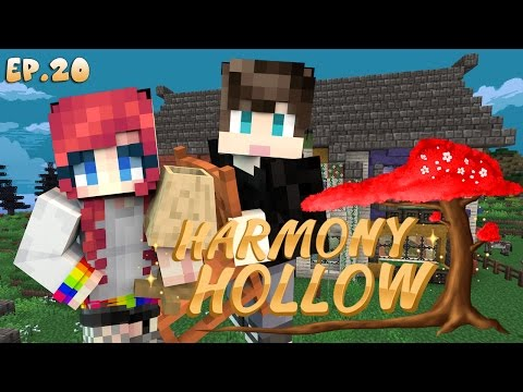DECORATING OUR HOUSE!! // Harmony Hollow S2 Modded SMP // EP20