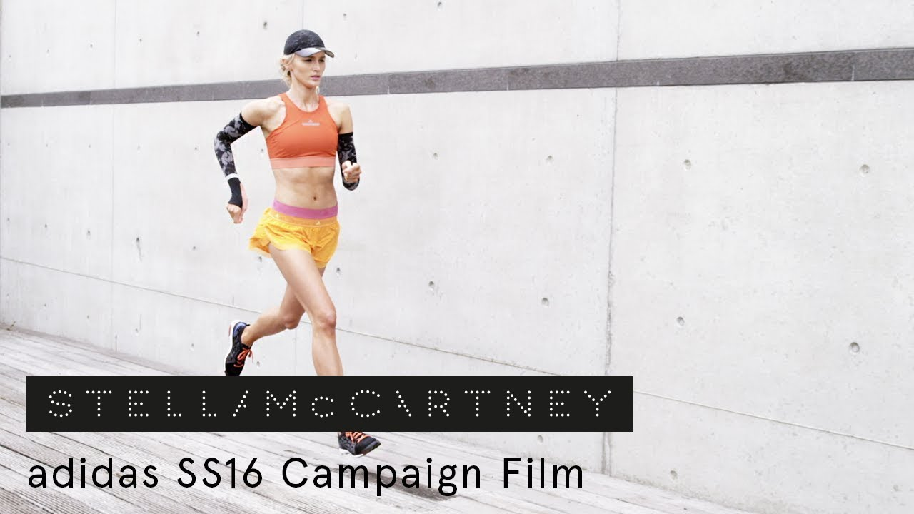 Adidas By Stella Mccartney Ss16 Campaign Film Youtube