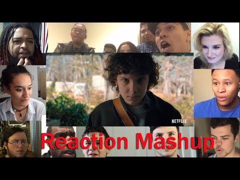 Stranger Things   Season 2 Final Trailer REACTION MASHUP