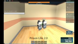 Roblox Prison Life 2.0 Riot Gamepass Part. 1