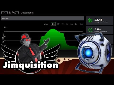 Pricing Games By The Hour Is Some Absurd Shit (The Jimquisition)