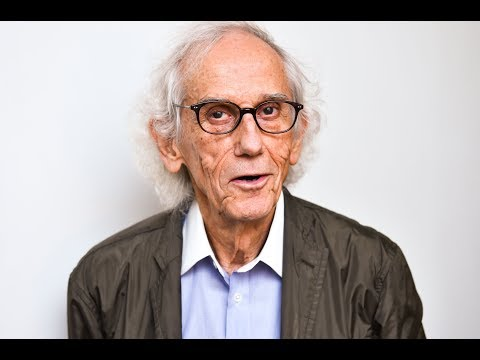 TimesTalks Art + Design Festival: Christo