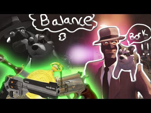 TF2: Let's talk about Balancing Spy